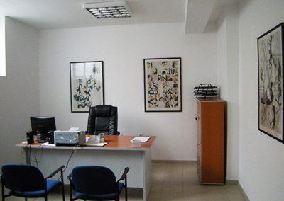 Prostorije bolnice Vita